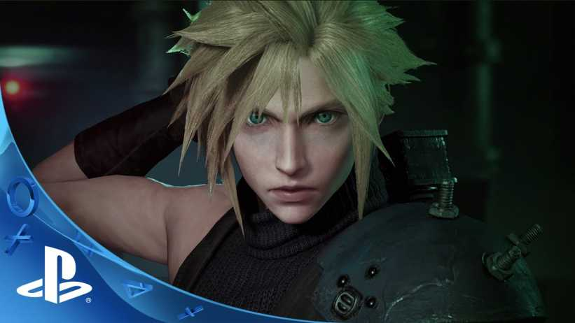 Primeiro gameplay de Final Fantasy VII Remake é mostrado