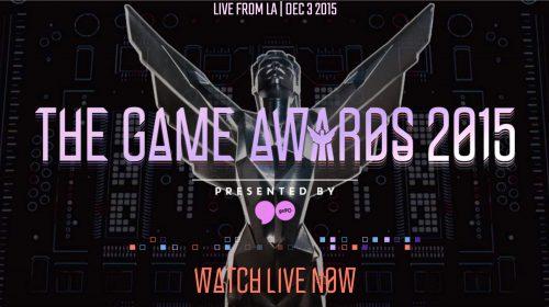 The Game Awards 2015 - AO VIVO