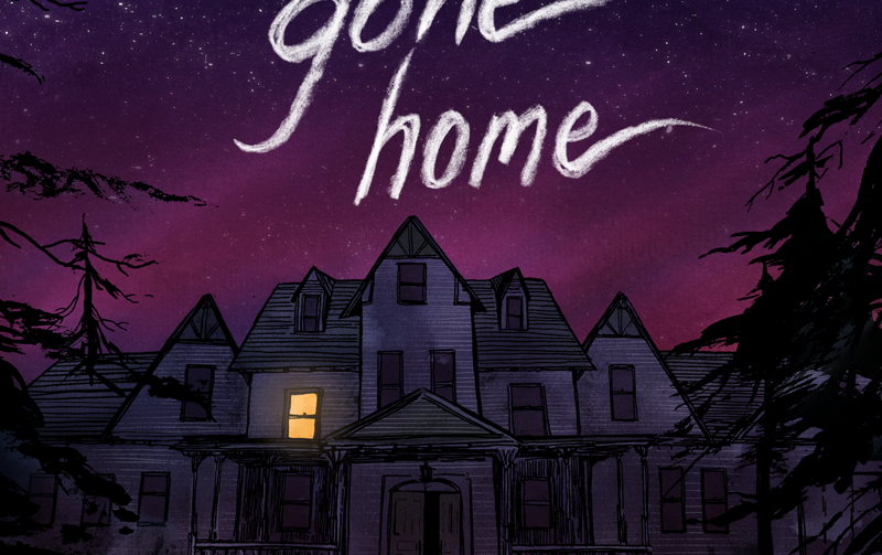 Gone Home será lançado para PS4 em Janeiro