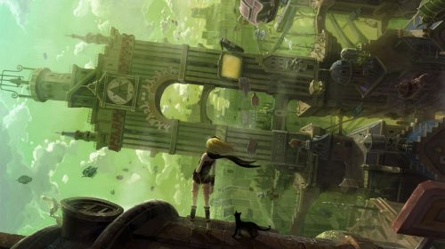 Gravity Rush: 15 minutos de gameplay no PlayStation 4