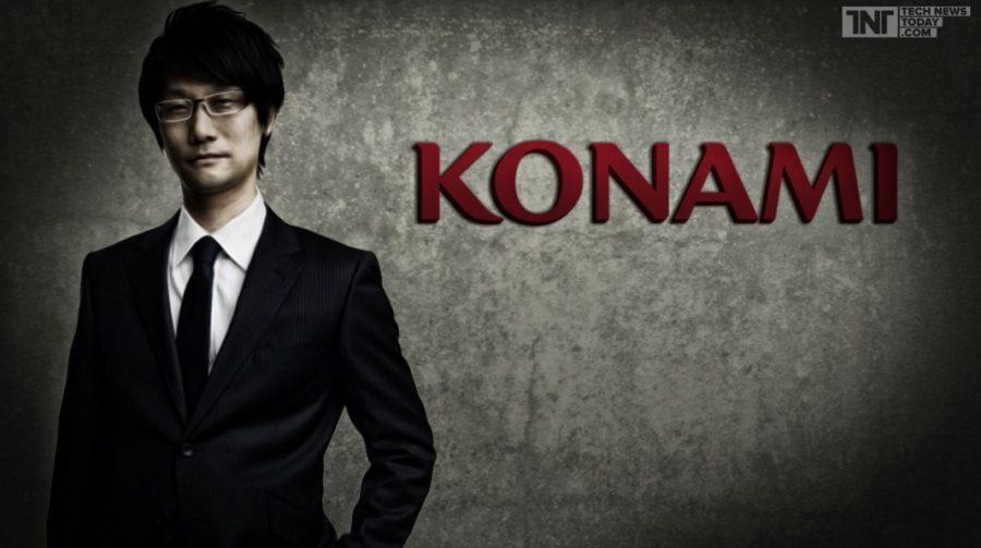 Hideo Kojima foi proibido de comparecer ao TGA pela Konami