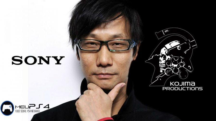 [OFICIAL] Hideo Kojima está desenvolvendo novo jogo para PS4