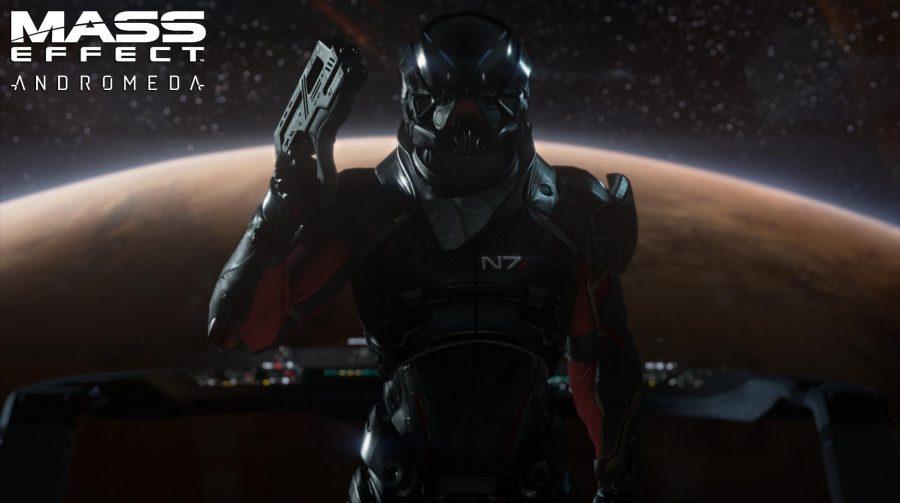 Diretor de Mass Effect: Andromeda deixa BioWare