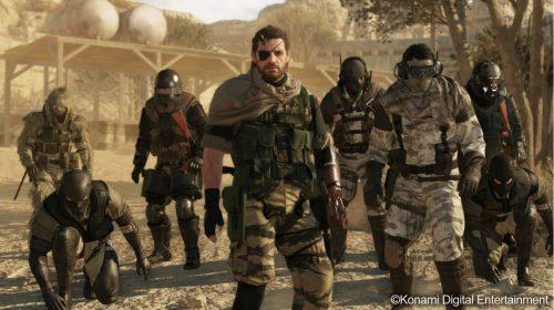 Metal Gear Online vai receber novo modo de jogo e mais mapas