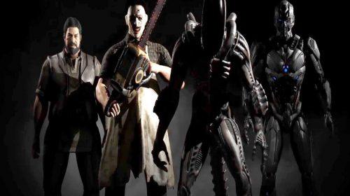 [Mortal Kombat X] Novos personagens finalmente revelados