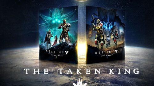 The Taken King de Destiny agora traz todas as expansões