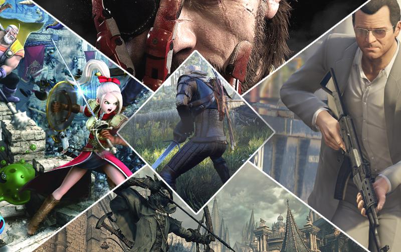 Confira os indicados ao PlayStation Awards 2015