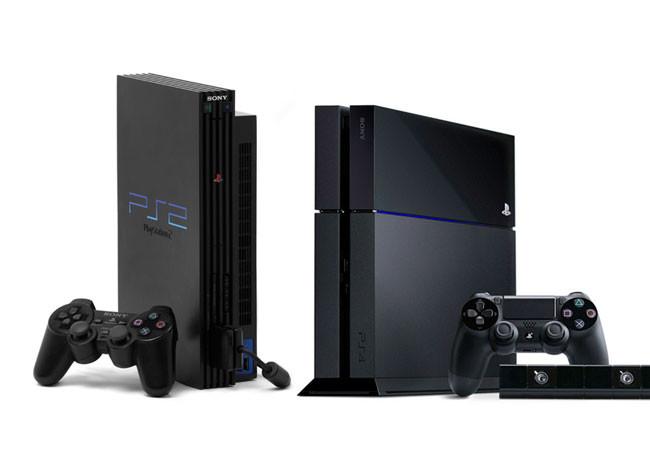 Mais jogos de PS2 são classificados para o PS4