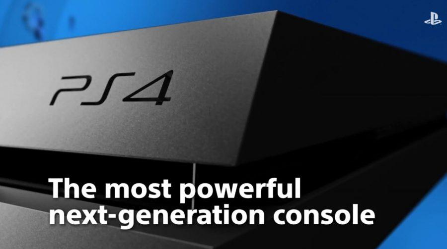 Em novo comercial Sony diz: