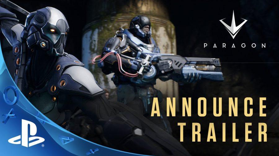 Epic Games anuncia Paragon para PlayStation 4