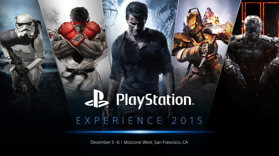 PlayStation Experience - AO VIVO