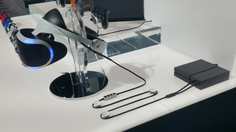 Processador PlayStation VR