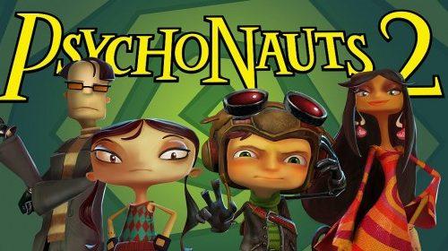 Psychonauts 2 é anunciado com financiamento coletivo