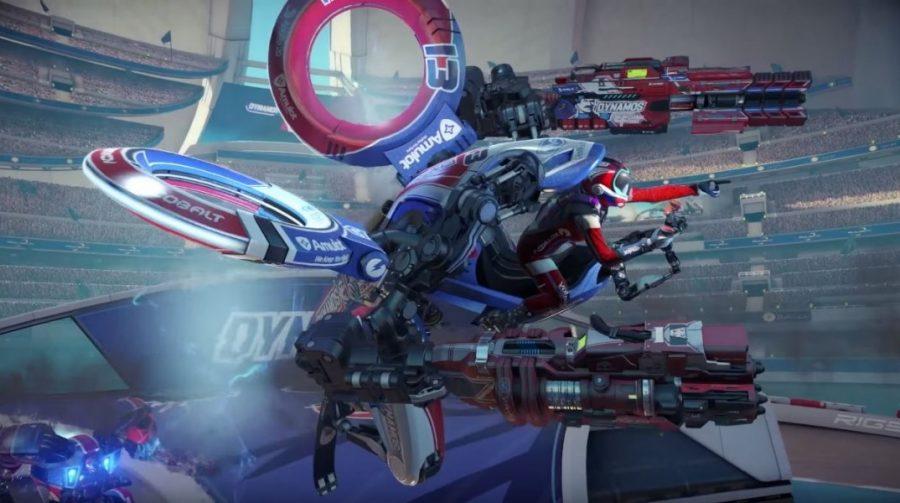 RIGS recebe vídeo com gameplay frenético