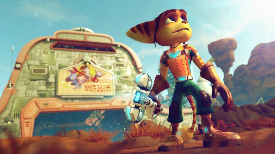 Ratchet & Clank recebe data de lançamento e novo trailer