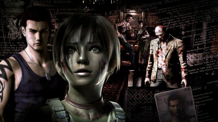 Revelada a data de lançamento de Resident Evil 0 HD