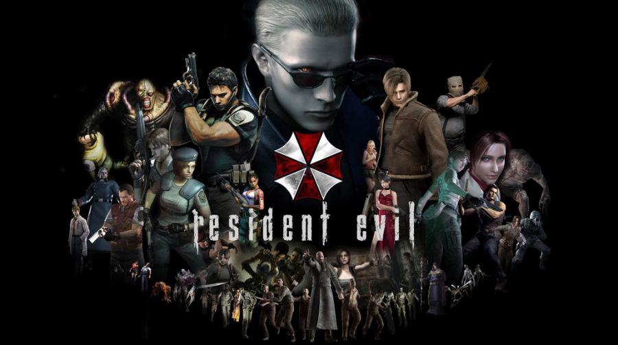 A história completa de Resident Evil em vídeo