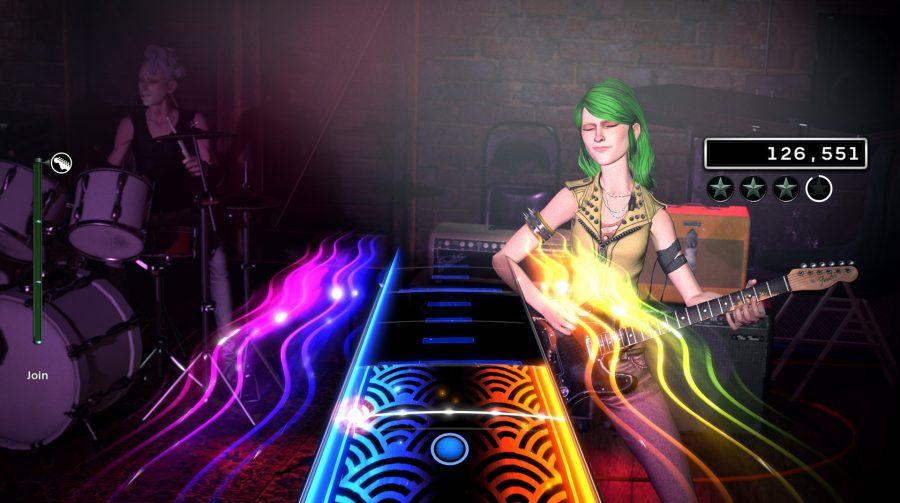 Rock Band 4 recebe DLC com novas músicas