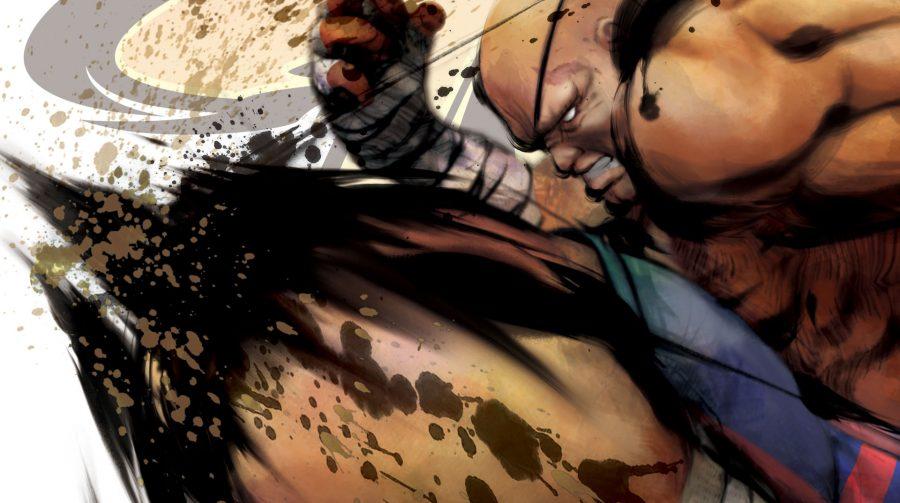 Sagat não estará presente em Street Fighter V