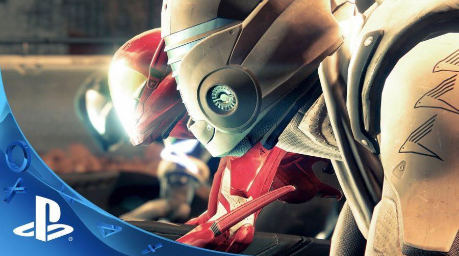 Sparrow Racing chegará ao Destiny em 08 de dezembro