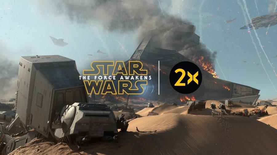 Star Wars: Battlefront com XP em dobro no fim de semana