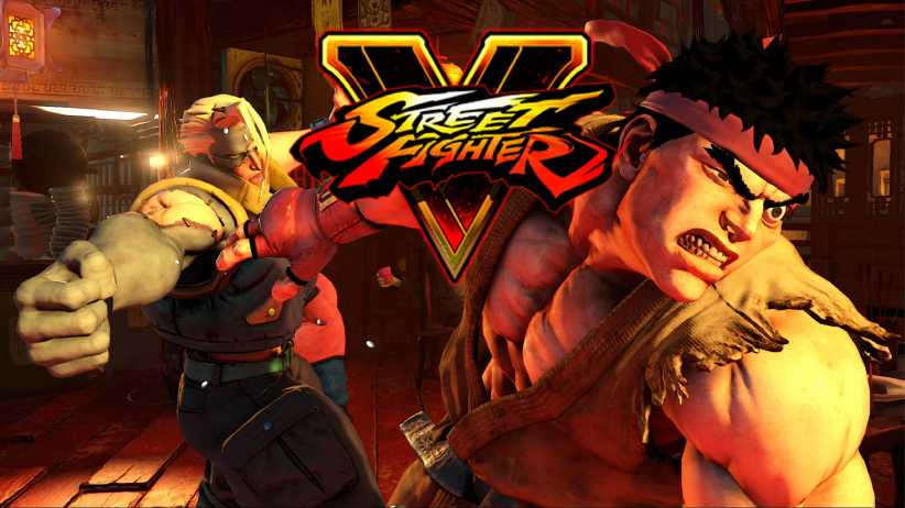 Capcom revela novo trailer com todos personagens de SF V