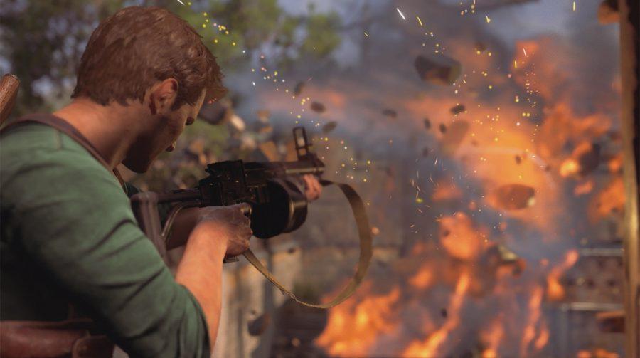 Revelado primeiro gameplay do Multiplayer do Uncharted 4