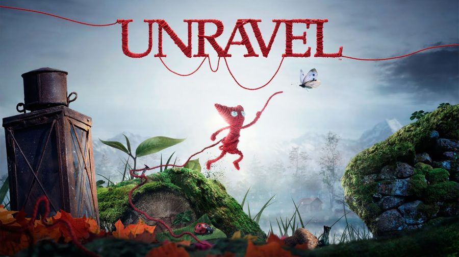 EA revela data de lançamento de Unravel