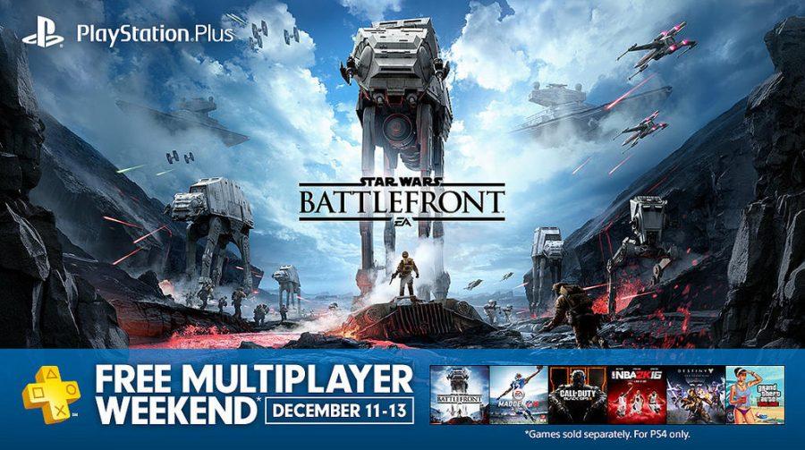 Sony anuncia multiplayer gratuito neste fim de semana
