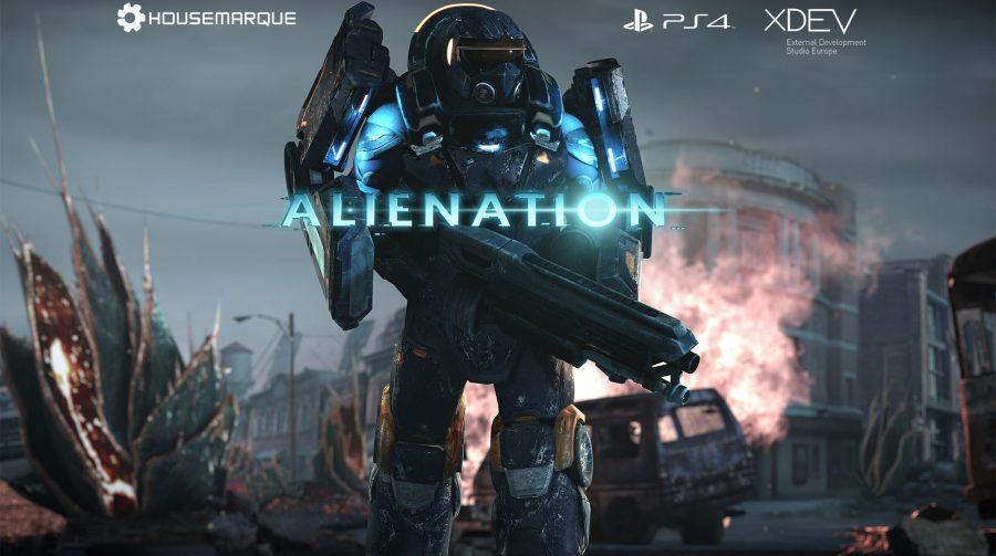 Data de lançamento de Alienation é modificada