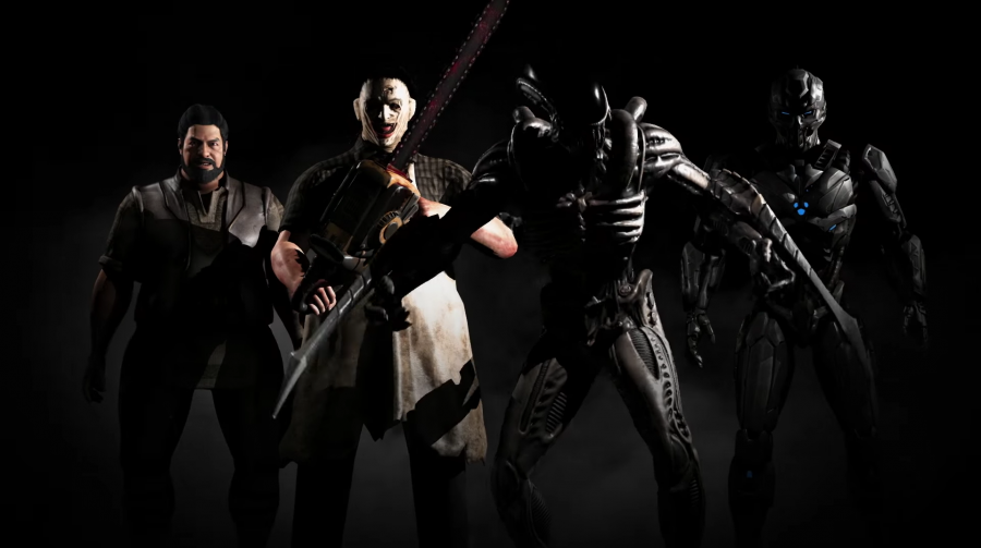 4 novos lutadores de Mortal Kombat X em novo vídeo