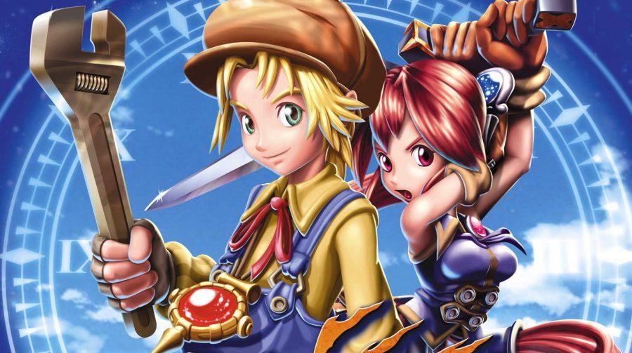 Dark Cloud 2 - Mais um RPG do PS2 chega ao PS4
