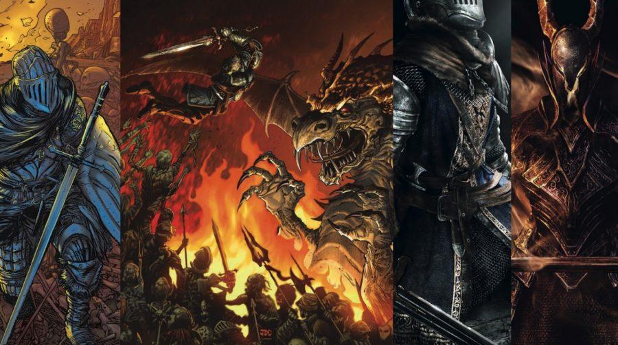 Dark Souls ganhará série em quadrinhos