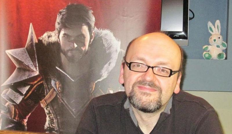 David Gaider deixa BioWare após 17 anos