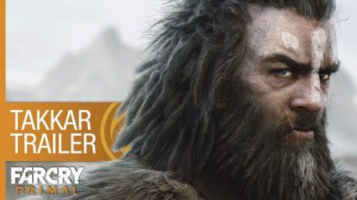 Novo vídeo de Far Cry Primal mostra brutais guerreiros