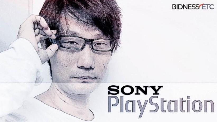 Hideo Kojima faz tour pelos estúdios da Sony
