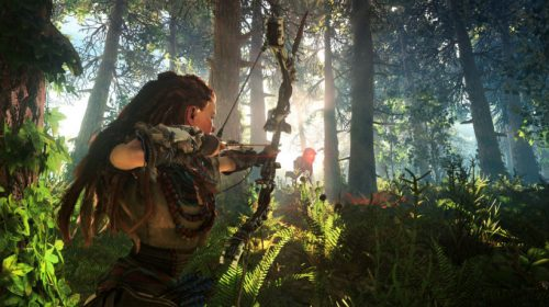 Gameplay de Horizon Zero Dawn impressiona na E3