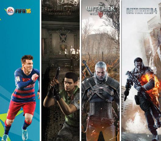 Sony revela os mais vendidos de 2015 na PSN brasileira