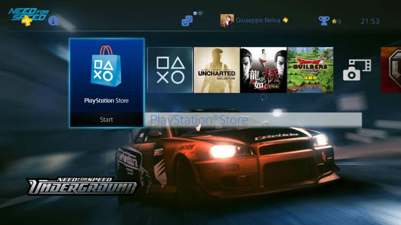 EA disponibiliza temas clássicos de Need for Speed para PS4