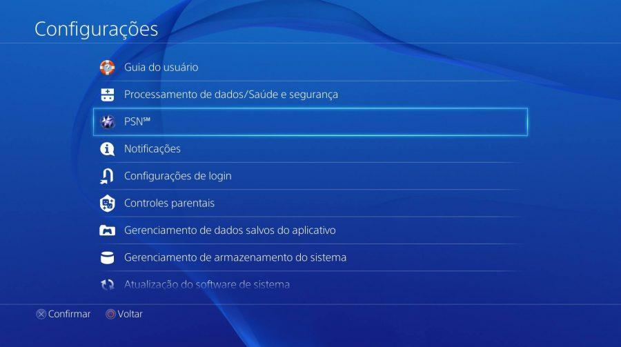 Como resolver problemas de verificação de licença no PS4