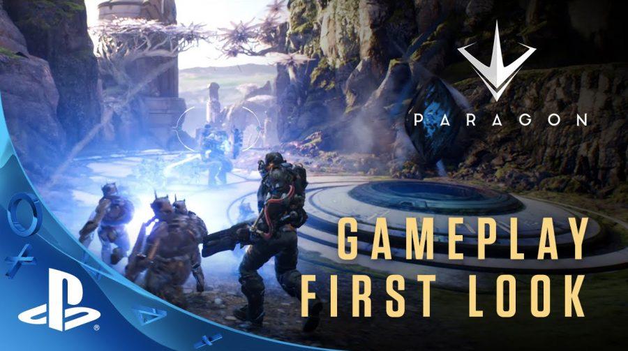 Novo gameplay de Paragon mostra detalhes do game