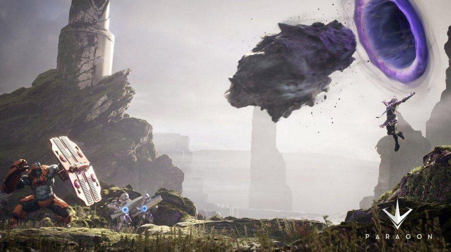Epic Games abre cadastros para teste beta de Paragon