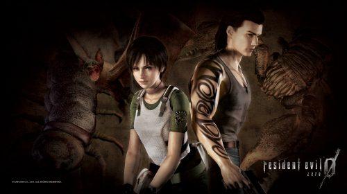 Notas que Resident Evil 0 HD Remastered vem recebendo
