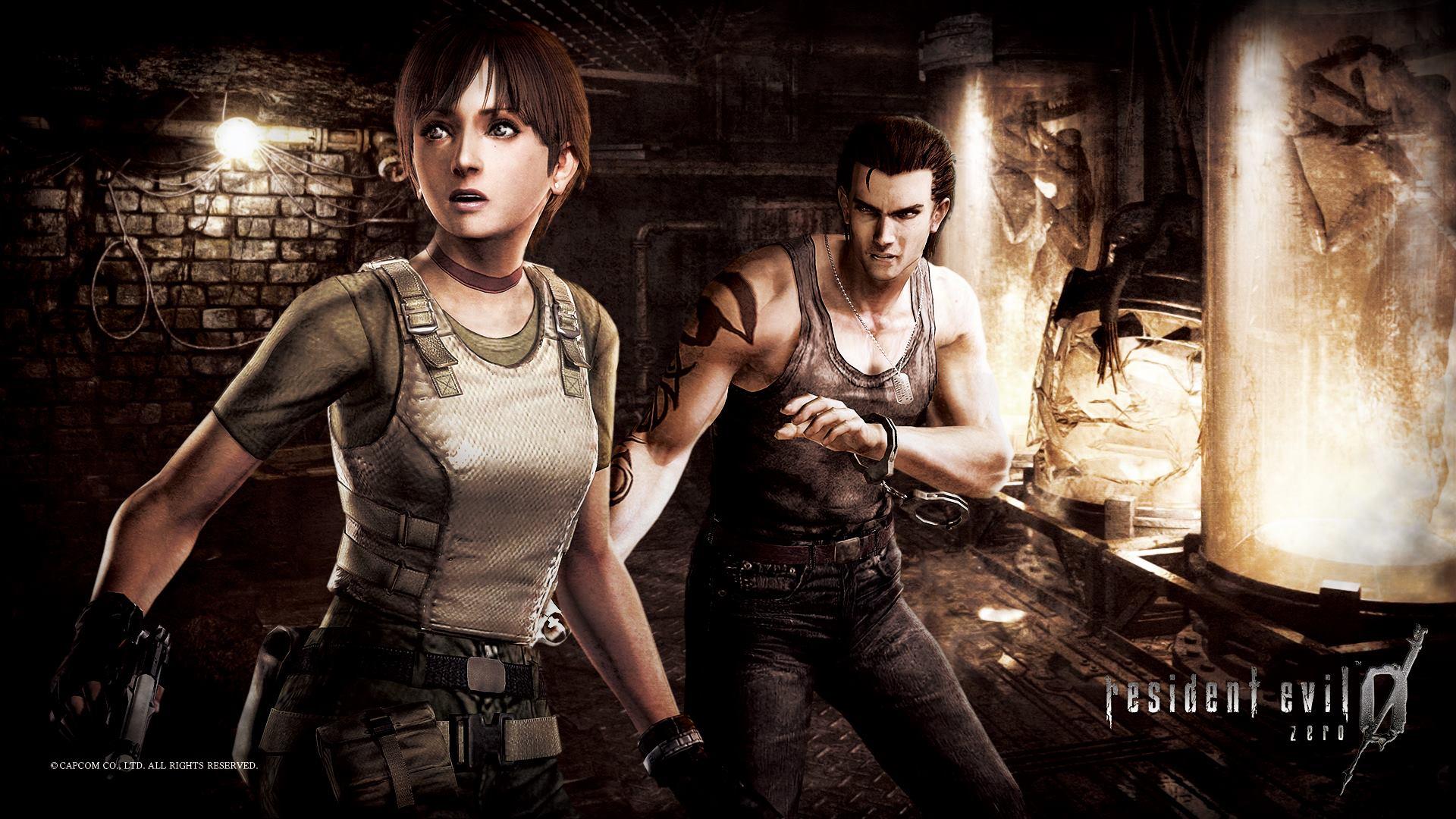 Resident Evil 0 HD Remastered recebe novas imagens