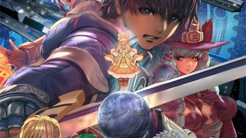 Star Ocean 5 - Novo gameplay e arte da capa revelados