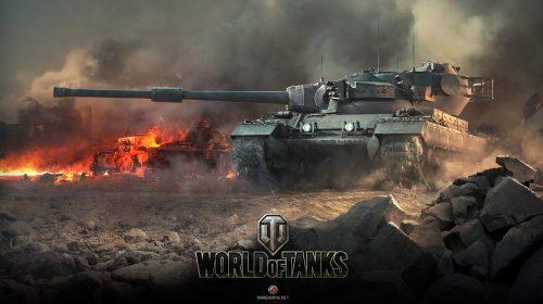 World of Tanks chegará ao PS4 em 19 de Janeiro