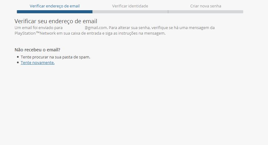 verificar email PSN