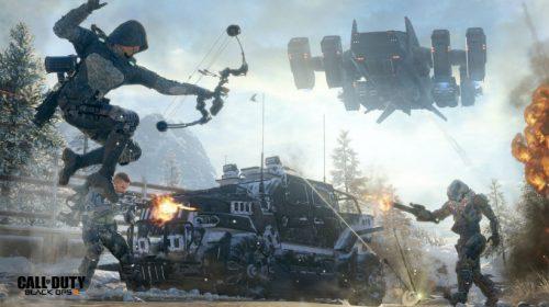 Black Ops 3: Dobro de XP no Multiplayer e Zombies