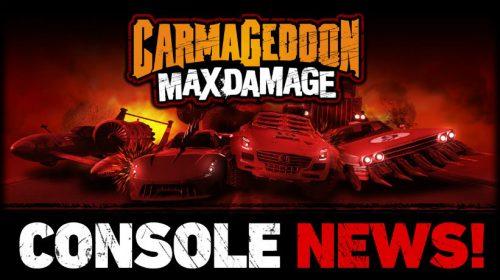 Carmageddon: Max Damage é anunciado para PlayStation 4