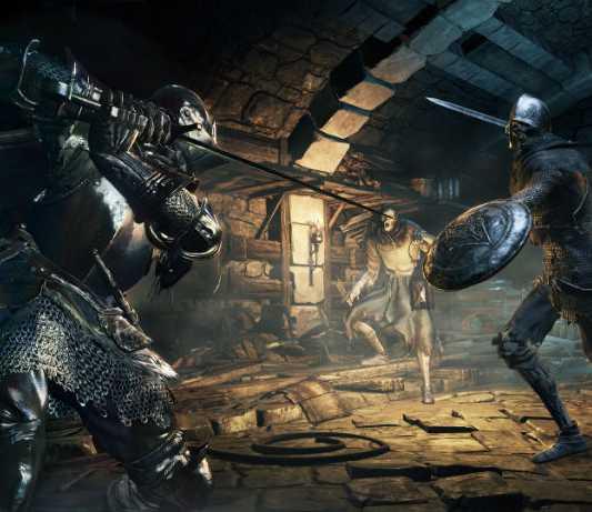 Dark Souls 3 está brutal em novo gameplay